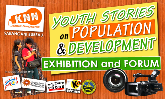 knn popdev for youth poster