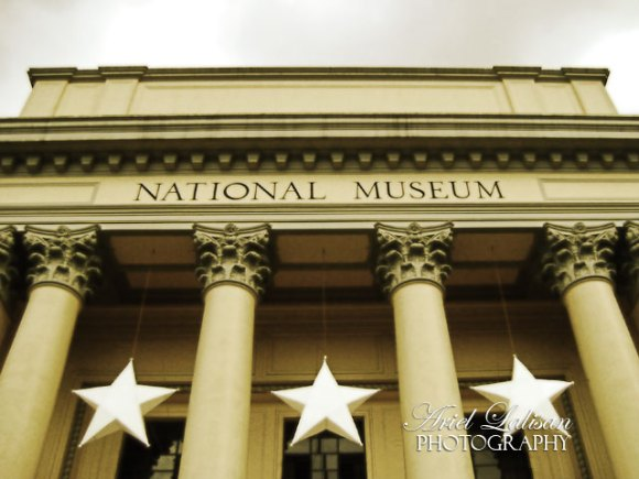 The National Museum Facade