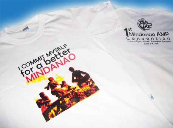AMP tshirt design