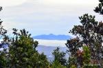 The peak of Mt. Apo, the Philippines's highest peak, as seen from Mt. Matutum