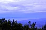Sarangani Bay at dawn as seen from Mt. Matutum